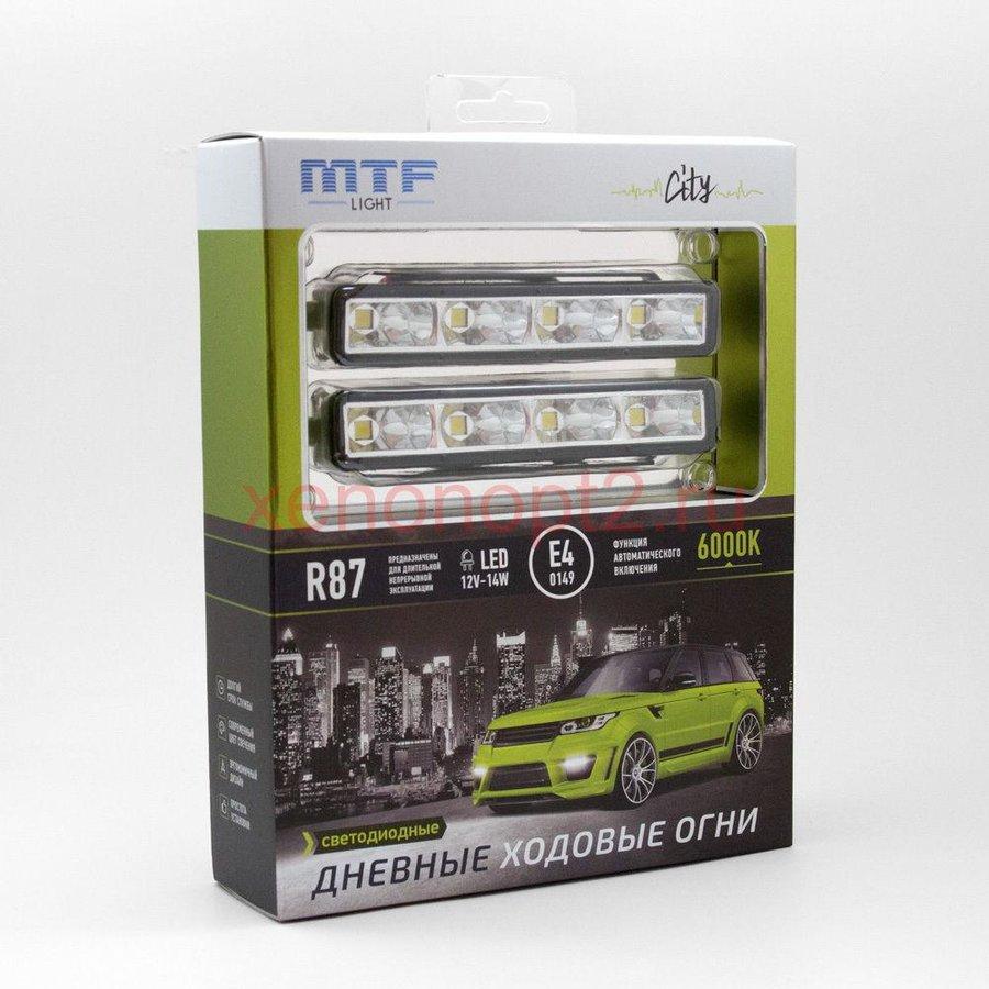 Дневные ходовые огни (DRL) MTF Light CITY