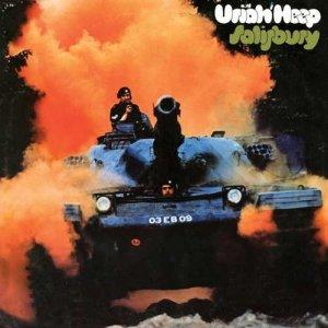 "Uriah Heep ""Salisbury"""