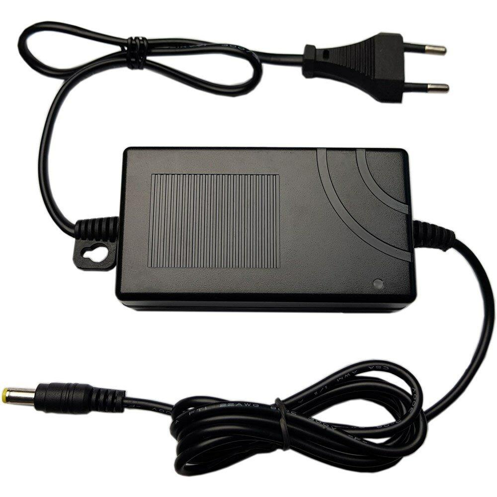 Блок питания для видеонаблюдения 12 Вольт, 2 Ампера, 24 Ватта