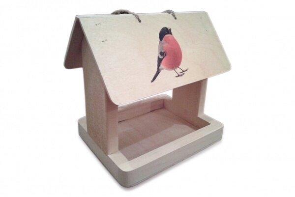 Кормушка для птиц сборная Птичка