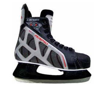 """Коньки хоккейные Larsen """"Rapid"""", размер: 39"""
