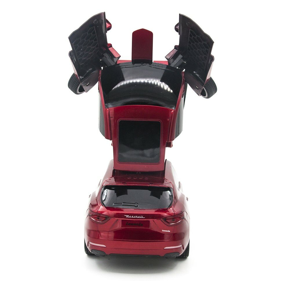 Интерактивная игрушка MZ Levante стреляет присосками