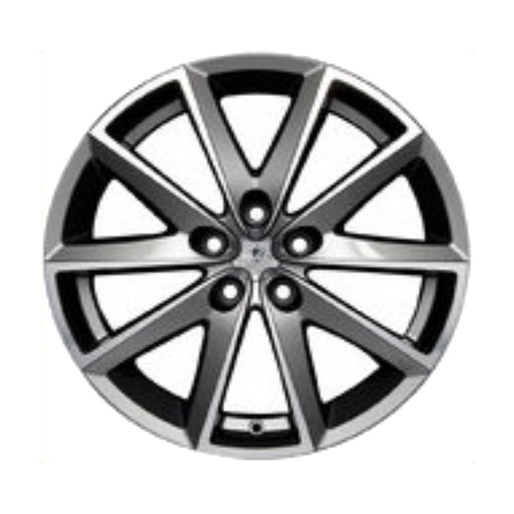 Колесные диски Fondmetal 7600 8,0\R19 5*108 ET45 d67,2 Titanium Polished [ 8019455108ZTA2]
