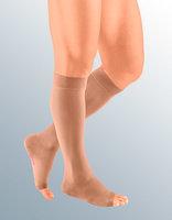 Компрессионные гольфы mediven plus мужские, с открытым носком, 1 класс [цвет: Бежевый; размер: 2 Short]