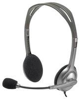 Гарнитура Logitech Stereo Headset H110 - фото 1