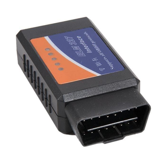 Автосканер для диагностики автомобиля ELM327 wi-fi v.1.5 obd2