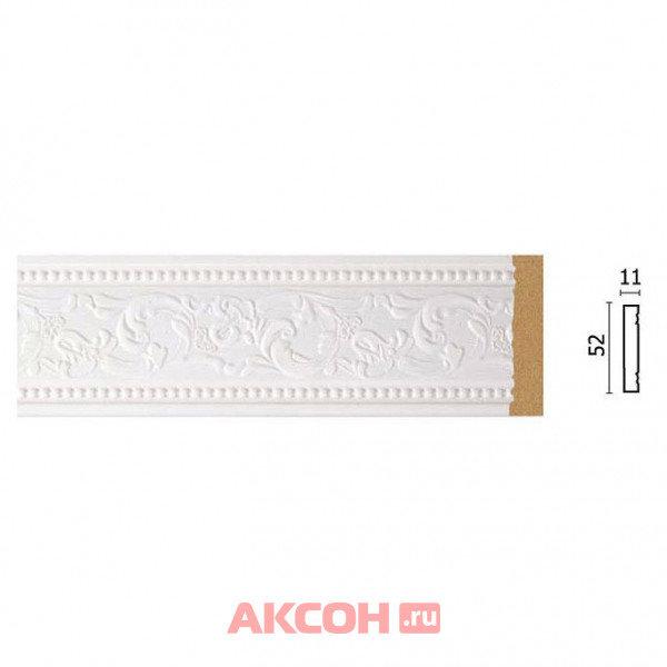 молдинг decor-dizayn 52*11*2400мм 156-115g(fm)/40
