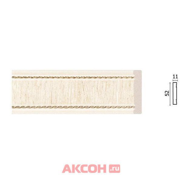 молдинг decor-dizayn 50*11*2400мм 156-6/40