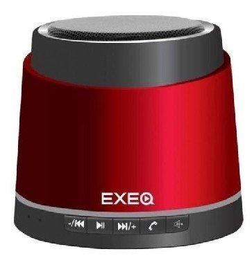 Портативная акустика EXEQ SPK-1205 BLUETOOTH/6Вт красный