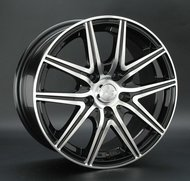 LS Wheels 188 6,5x15 4x100 et45 d73,1 GMF - фото 1