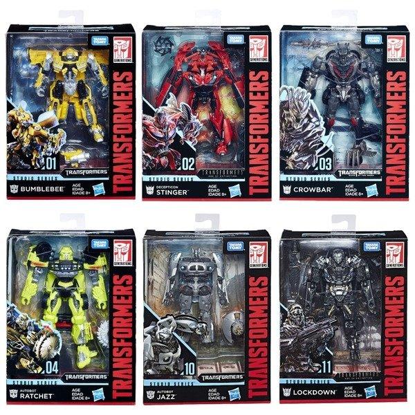 Робот Transformers Трансформеры 6 Movie. Коллекционный 20 см Hasbro Art-[E0701EU4]