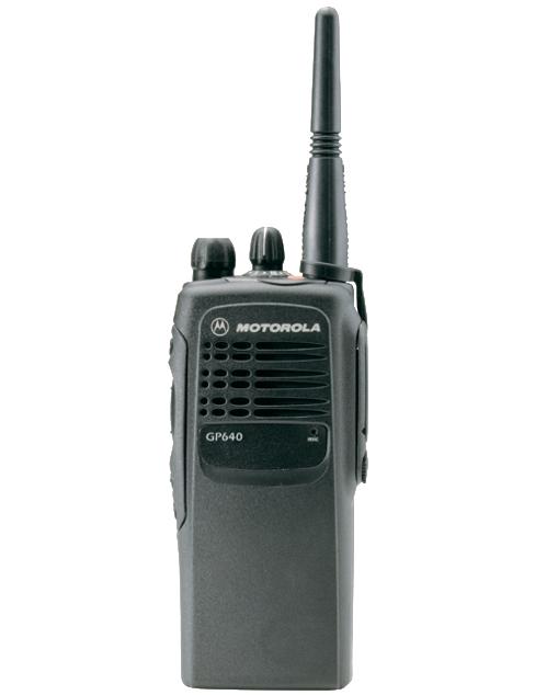 Рация Motorola GP640 (Моторола)