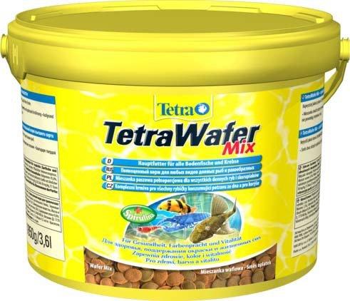 """Корм для всех донных рыб """"Tetra Wafer Mix"""" (чипсы), 3,6 л"""