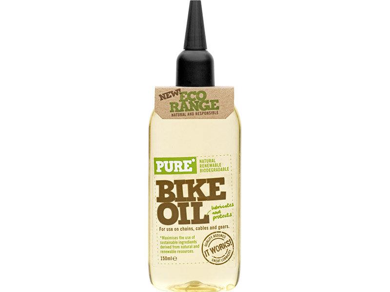 Смазка экологичная BIKE OIL PURE WELDTITE 150мл 7-03405