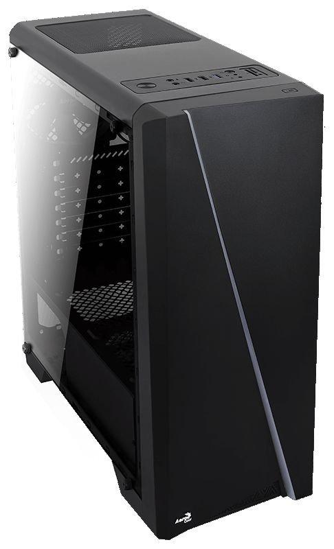 Корпус AEROCOOL Cylon ATX без БП RGB