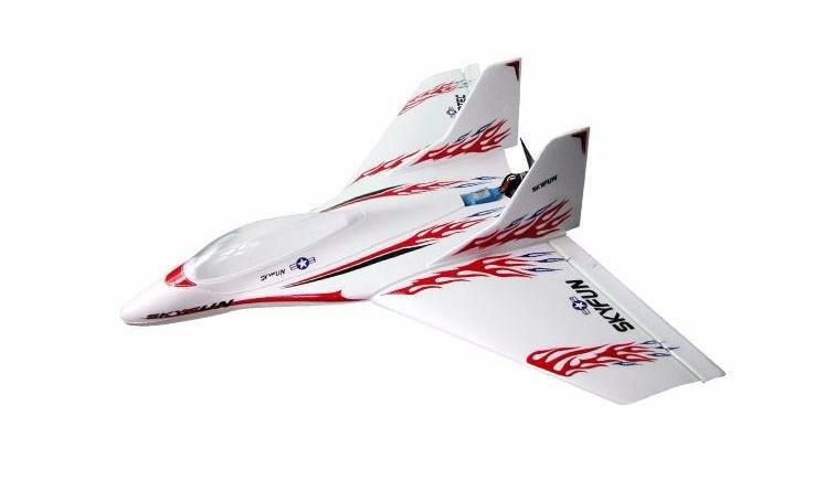 Самолет Skyartec AP04-X1 фото 1