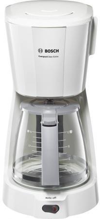 Кофеварка Bosch TKA 3A031 1100 Вт белый