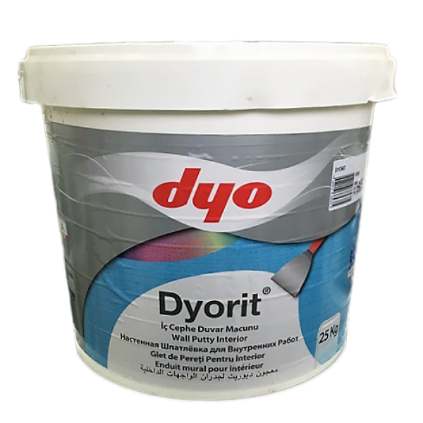 Dyo DYORIT - Шпатлевка для внутренних работ