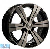 RS Wheels 844 6x14 4x98 ET38 58.6 MB - фото 1