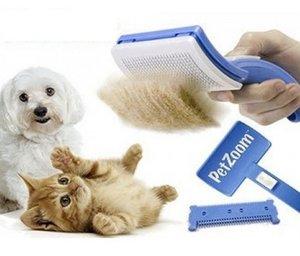 Щетка-триммер Pet Zoom (Пет Зум)