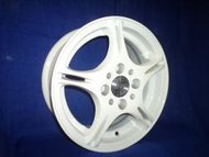 Колесные диски Racing Wheels H-193 5.5x13/4x98 D58.6 ET35 White - фото 1