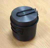 Набор портативной посуды с антипригарным покрытием Fmc-k5 на 1 чел., общ.: 110х100mm, 1l