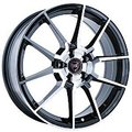 NZ Wheels F-24 6x15 4x108 ET 52.5 Dia 73.1 BKF - фото 1