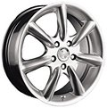 Racing Wheels H-321 6.5x15 5x114.3 ET 40 Dia 73.1 TI/HP - фото 1