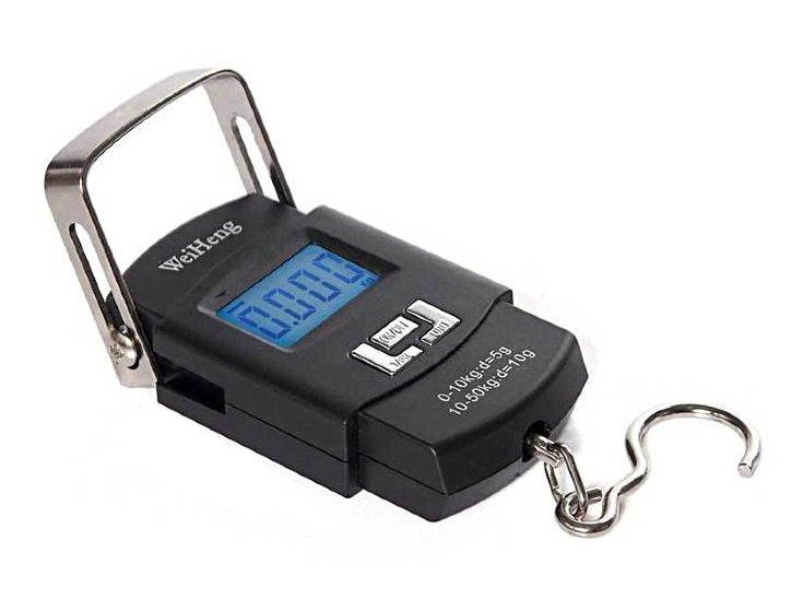 Безмен электронный WH-A08 (50 kg - 10 g)