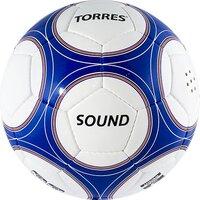 Мяч футбольный TORRES Sound, размер 5