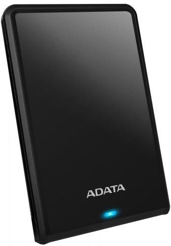 """Внешний жесткий диск 2.5'' ADATA AHV620S-1TU3-CBK Внешний жесткий диск 1TB A-DATA HV620S, 2,5"""" , USB 3.0, Slim, черный"""