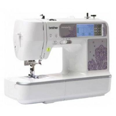 Brother Швейно-вышивальная машина NV950E белый