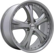 Колесные Диски Tgracing Lz007 7.5X18/5X114.3 Et52 D73.1 Silver - фото 1