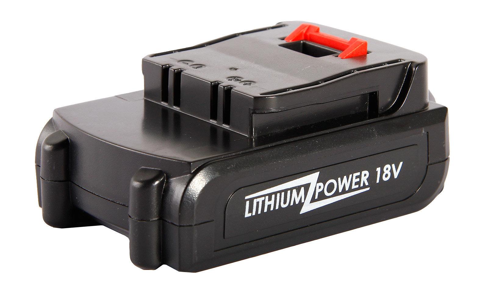 Аккумулятор Hammer Ab182li 18В 1.3Ач