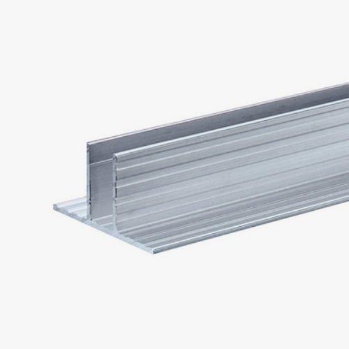 AdamHall 6230 - профиль-канал алюминиевый Т-образный (паз 9,5 мм). Длина 4м (цена за 1 м.).
