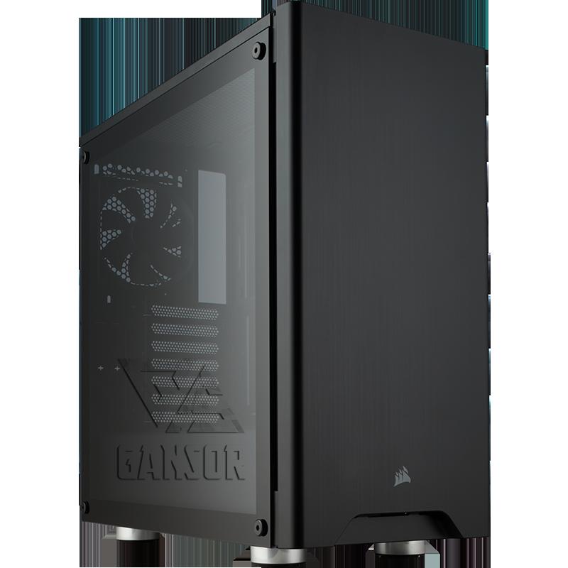 Компьютер GANSOR-1984672 AMD Ryzen 9 3950X 3.5 ГГц, X570, 64Гб 3000 МГц, нет SSD, HDD 2Тб, DVD, RTX 2070 SUPER 8Гб (NVIDIA GeForce), 700Вт, Midi-Tower (Серия ADVANCED)