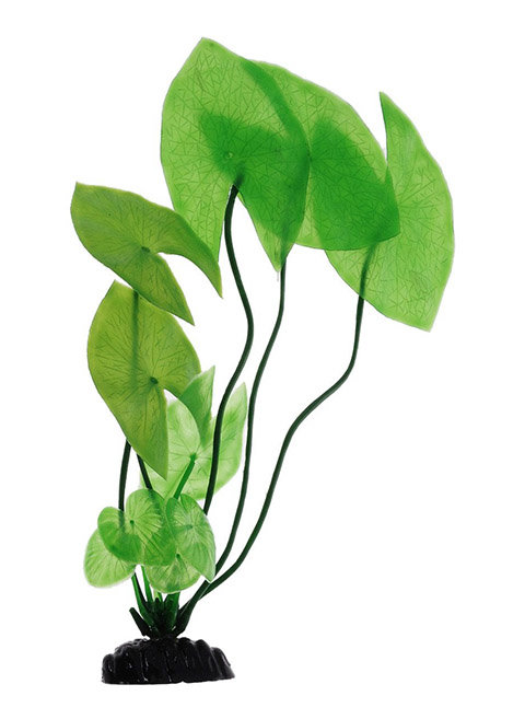 Растение для аквариума пластиковое Нимфея, Barbus, Plant 003 (30 см)