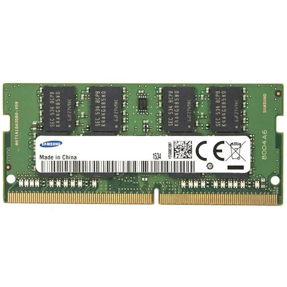 Модуль памяти SO-DIMM DDR4 8Gb PC21300 2666Mhz Samsung