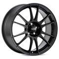 "Диски OZ Racing Ultraleggera Matt Black 18""/8"", PCD 5x114.3, ET 35, DIA 75 - фото 1"