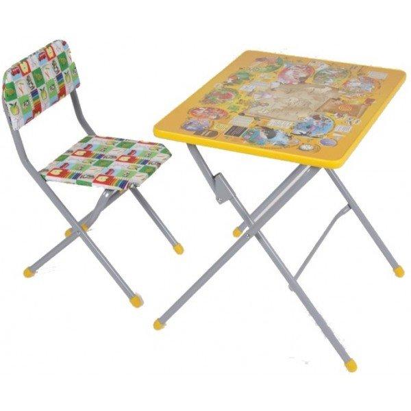 Комплект детской мебели Фея №301 (стол стул)