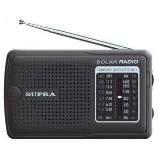 Радиоприёмник Supra ST-111 черный