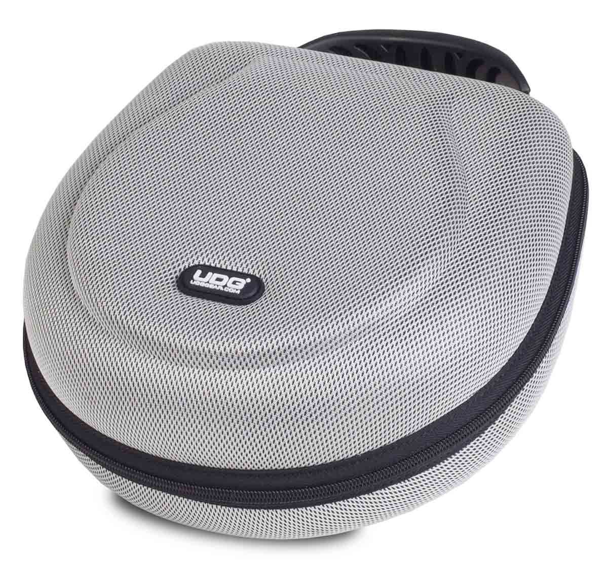 UDG Creator Headphone Hard Case Large Silver