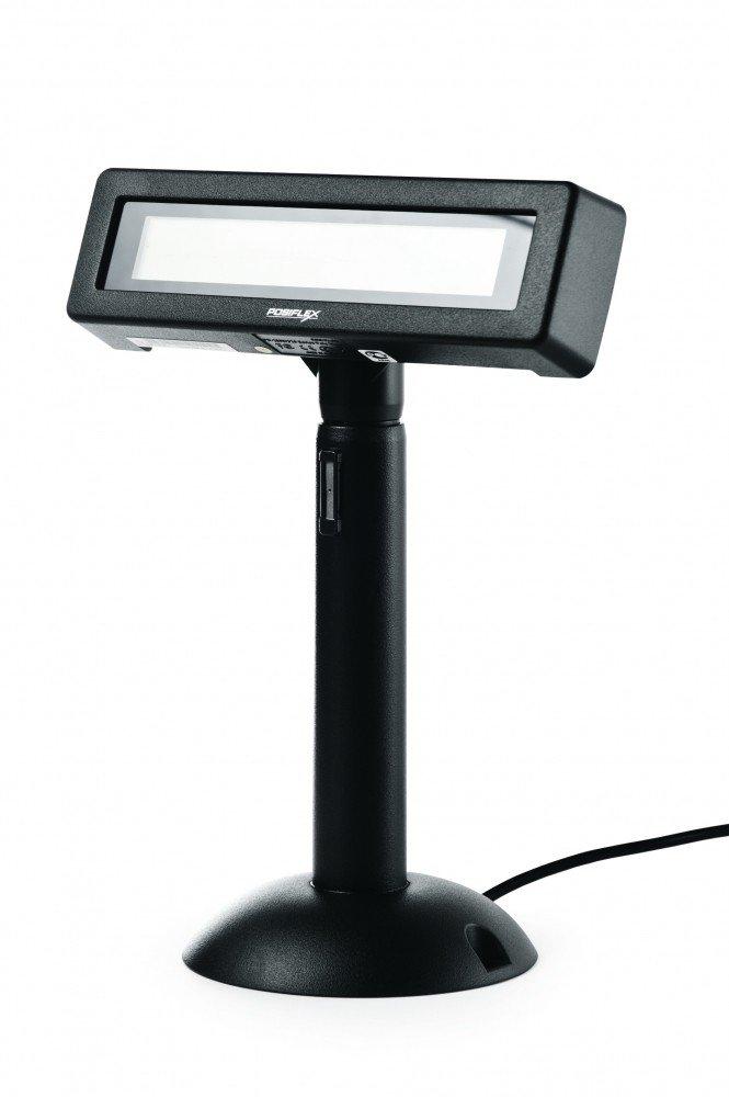 Дисплей покупателя Posiflex PD-320UE-B черный 2*20 симв. для PC, USB