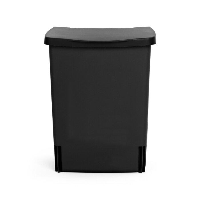 Мусорные баки Ведро для мусора квадратный (10л) встраиваемое Brabantia 395246