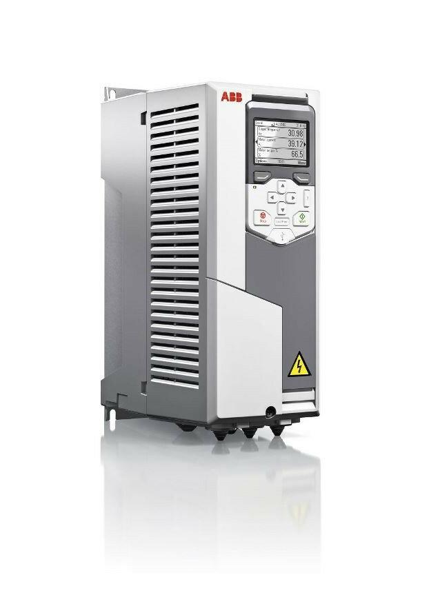 Преобразователи частоты ACS580-01-145A-4+J400 Преобразователь частоты 75 кВт, 380 В, 3 фазы, IP21, с интеллектуальной панелью управления ABB