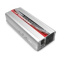 Преобразователь напряжения автомобильный AVS IN-1500W (12В>220В, 1500 Вт, USB)