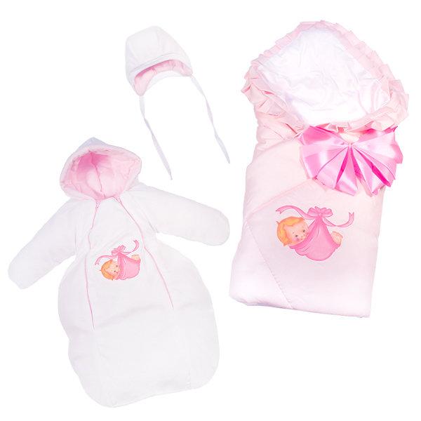 Комплекты одежды для для новорожденного.