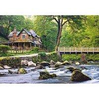 Пазл Castorland 1000 деталей Национальный Парк, Англия, средний размер элементов 1,9 на 1,7 см - Castorland - C1000-102389