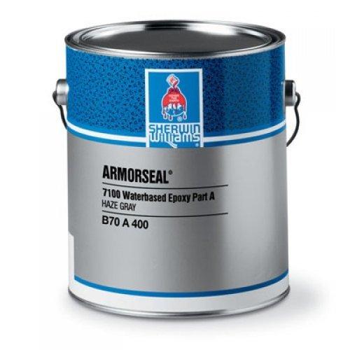 Краска для пола Sherwin-Williams ArmorSeal Tread-Plex WB Acrylic Coating