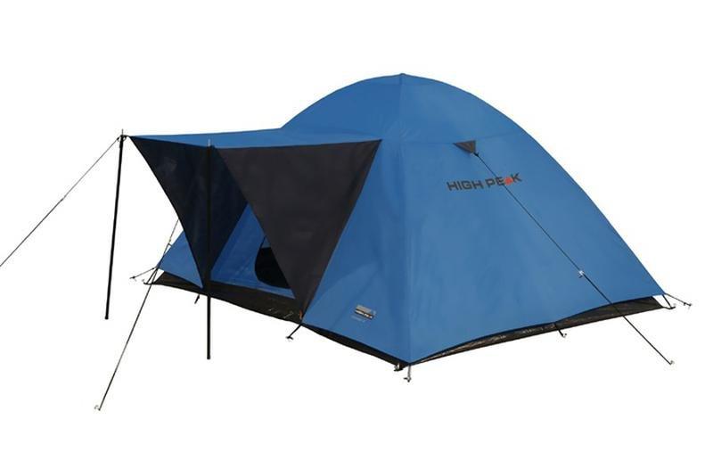 Двухслойная палатка High Peak «Texel 4»